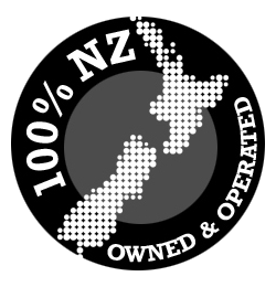 100% New Zealand Owned & Operated